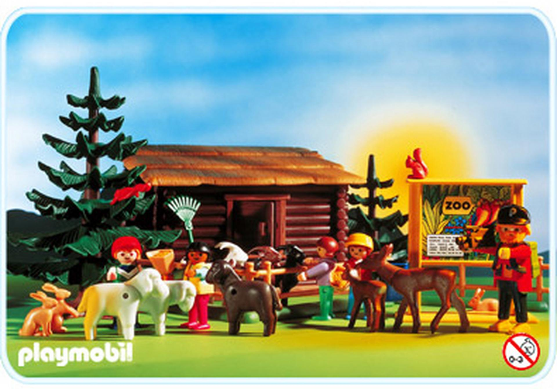 zoo animaux domestiques 3638 a playmobil france. Black Bedroom Furniture Sets. Home Design Ideas