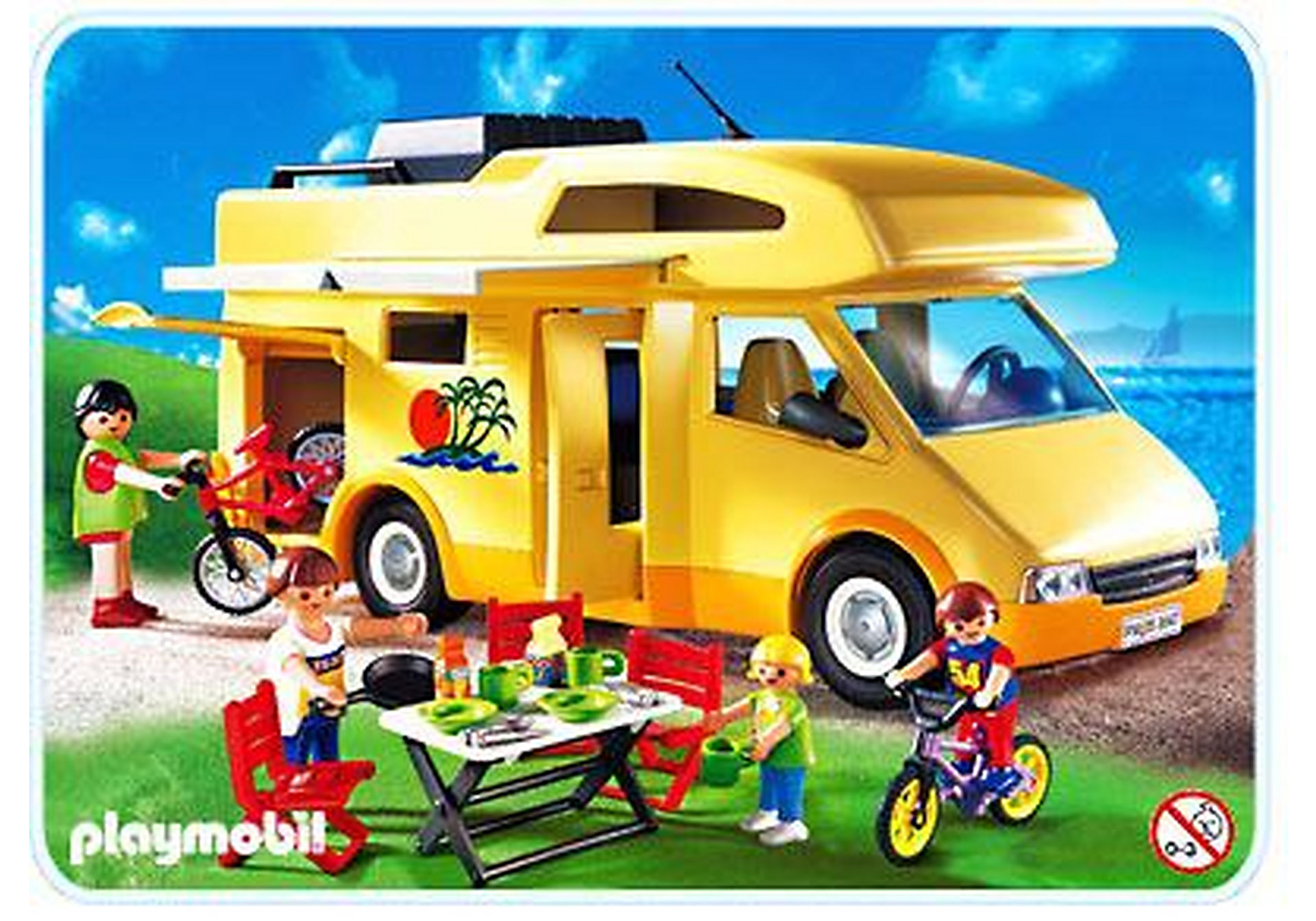 3647-A Family-Wohnmobil zoom image1