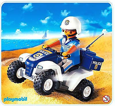 3655-B Police-Quad detail image 1