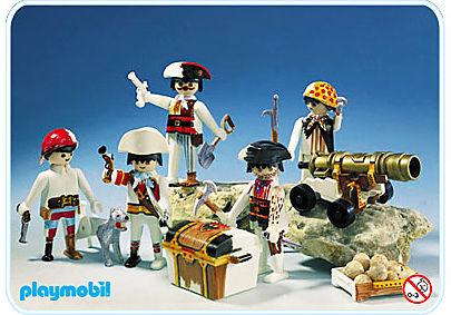 3657-A Piraten detail image 1