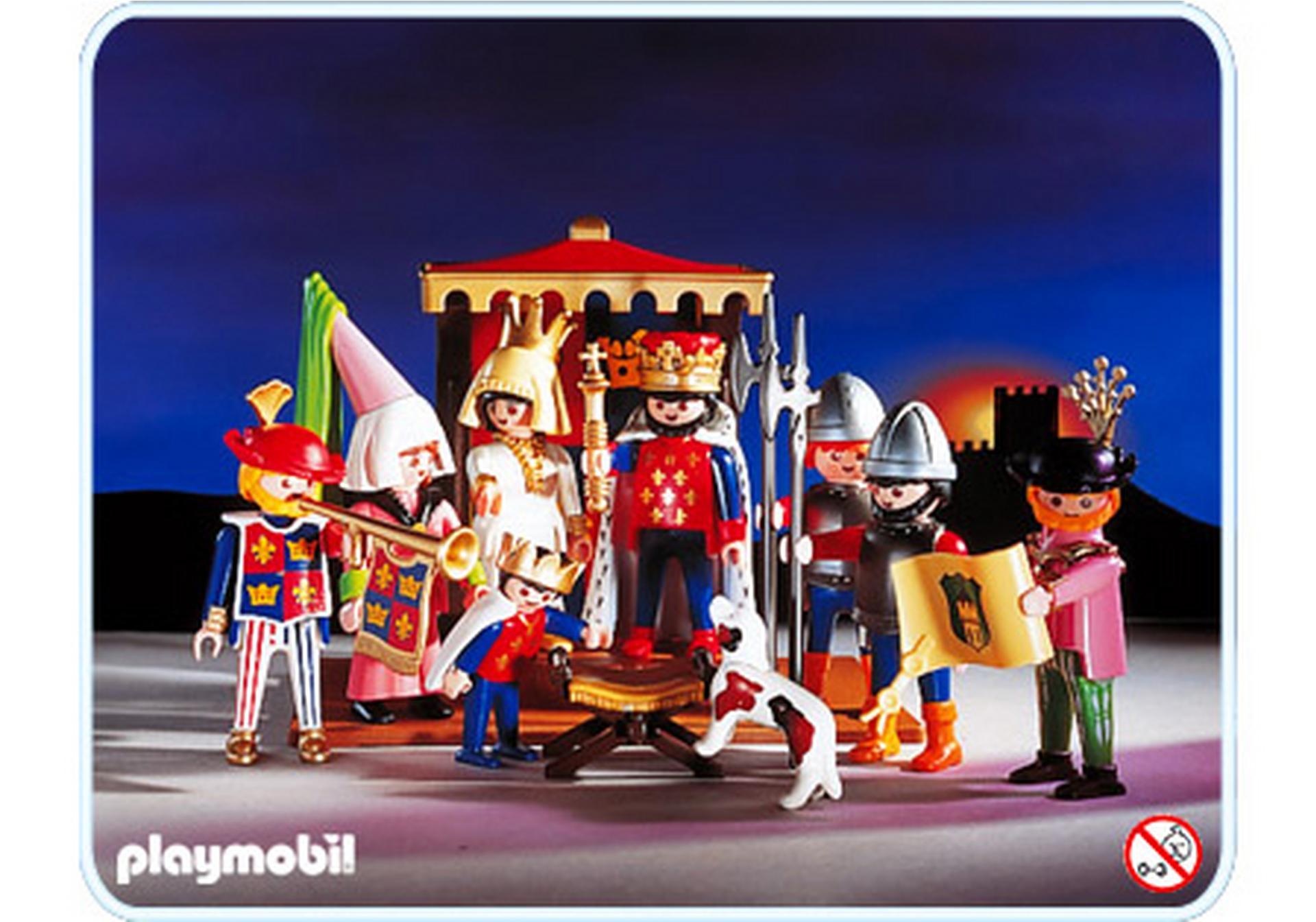 K nig hofstaat thron 3659 a playmobil deutschland for Jugendzimmer playmobil