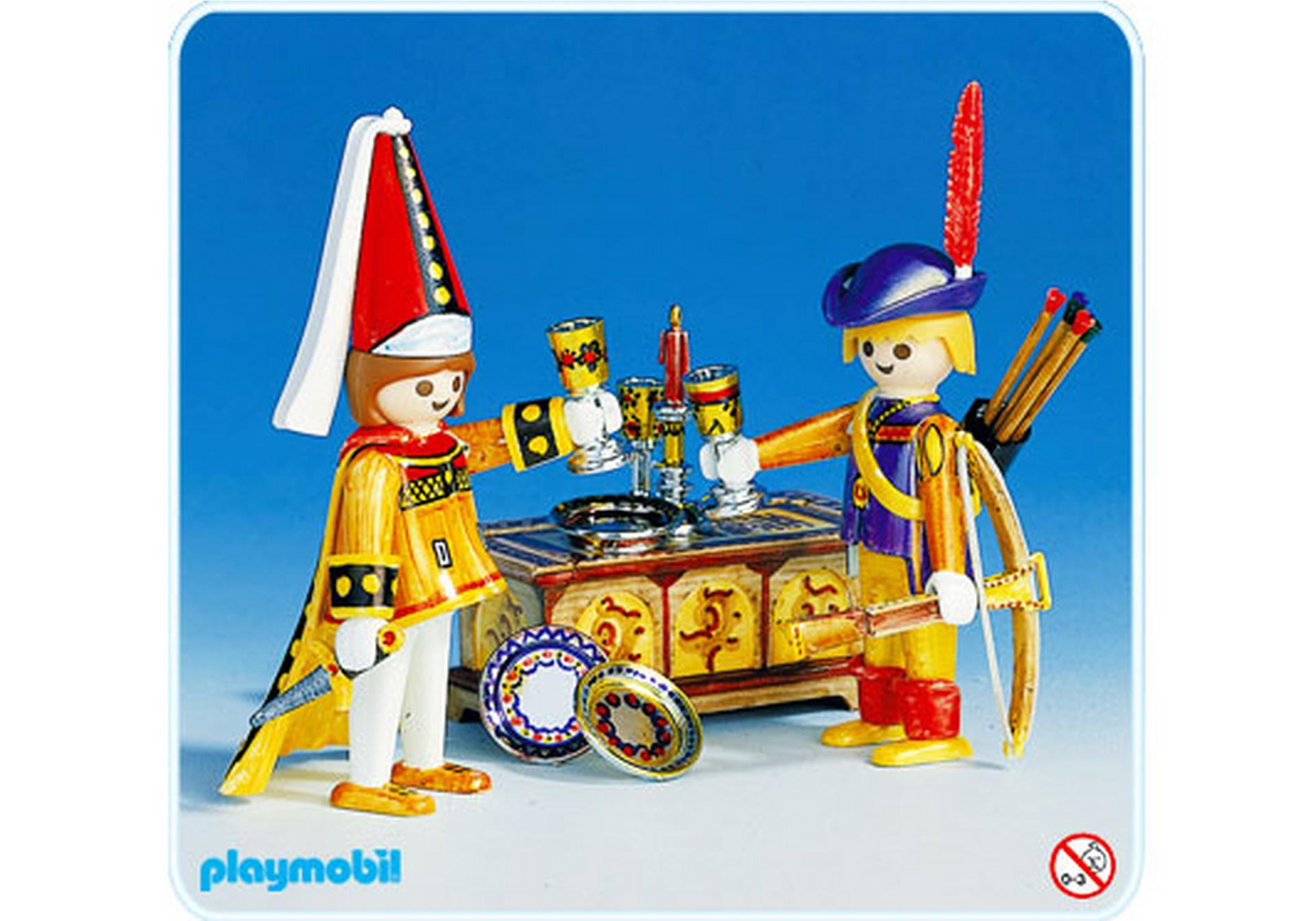 Femmes de chevaliers 3663 a playmobil france for Playmobil buanderie
