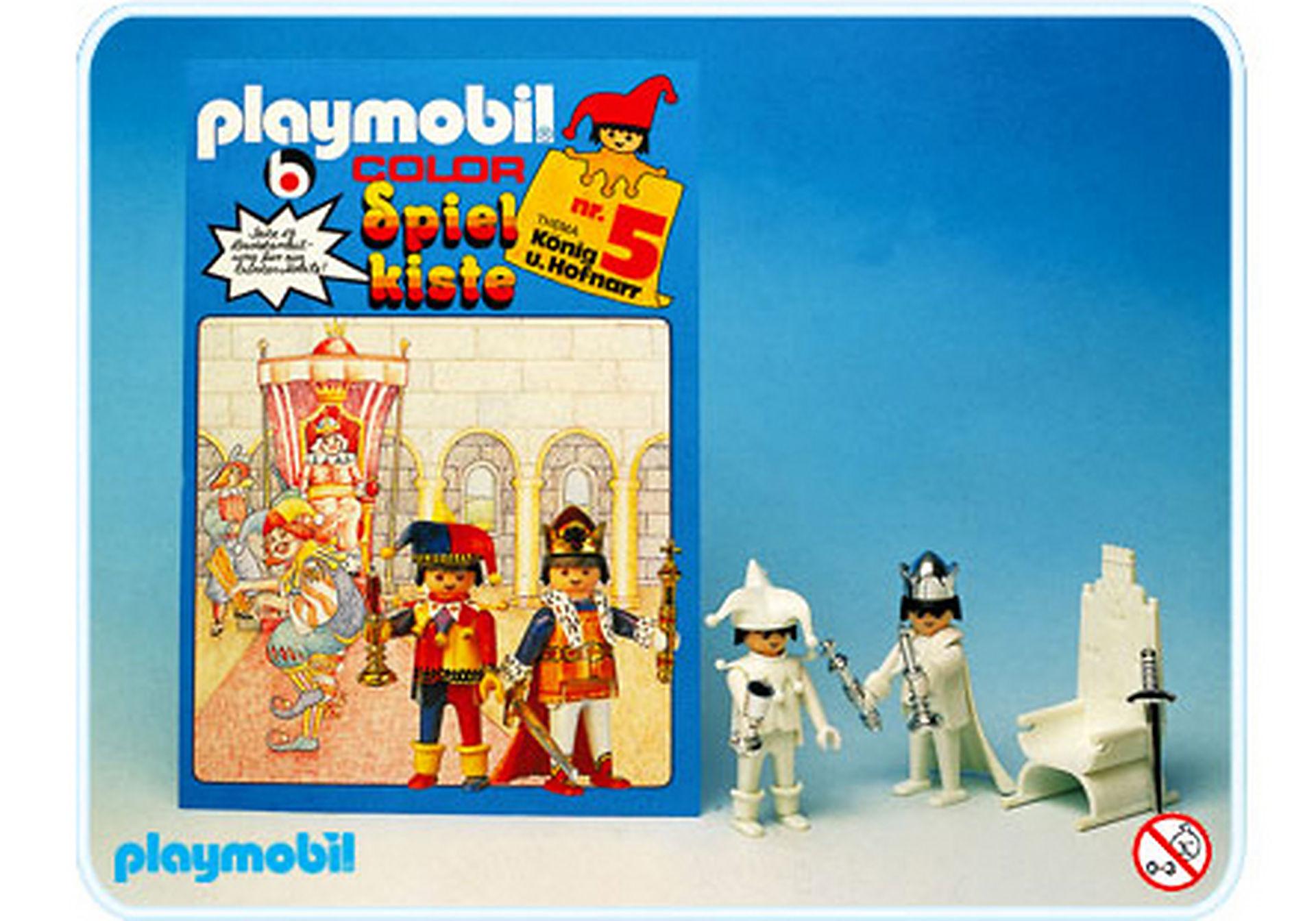 http://media.playmobil.com/i/playmobil/3664-A_product_detail/Spielkiste Nr. 5 - König und Hofnarr
