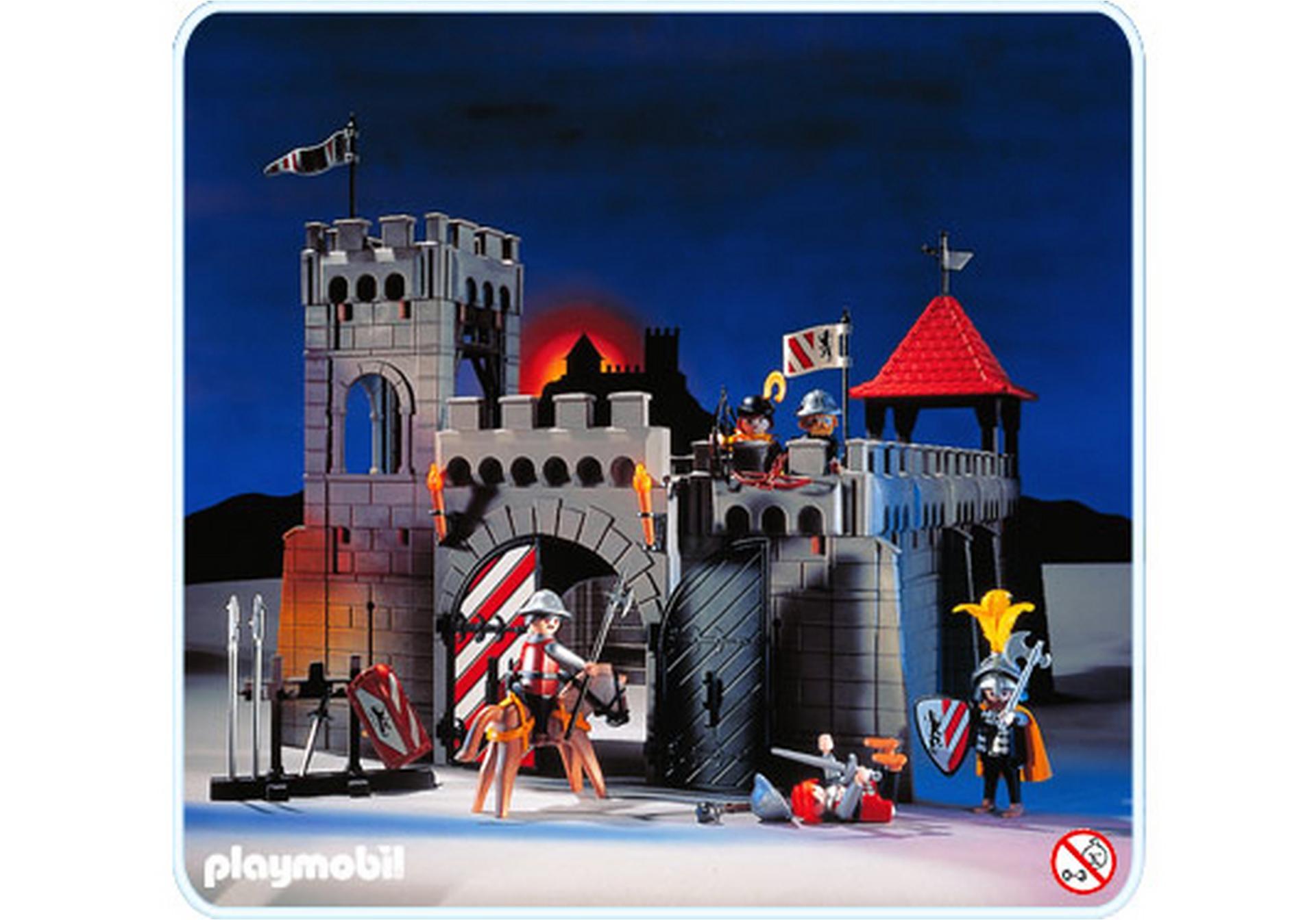 Kleine ritterburg 3667 a playmobil schweiz for Jugendzimmer playmobil