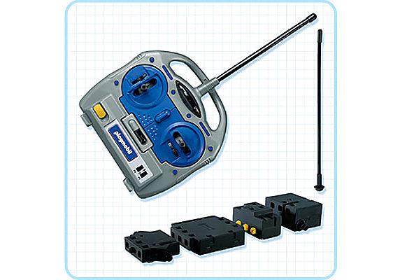 3670-B Module de radiocommande detail image 2