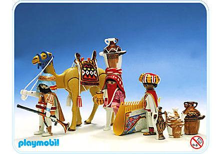 3675-A Araber/Dromedar detail image 1