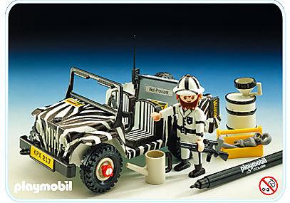 3679-A Jeep safari Color detail image 1