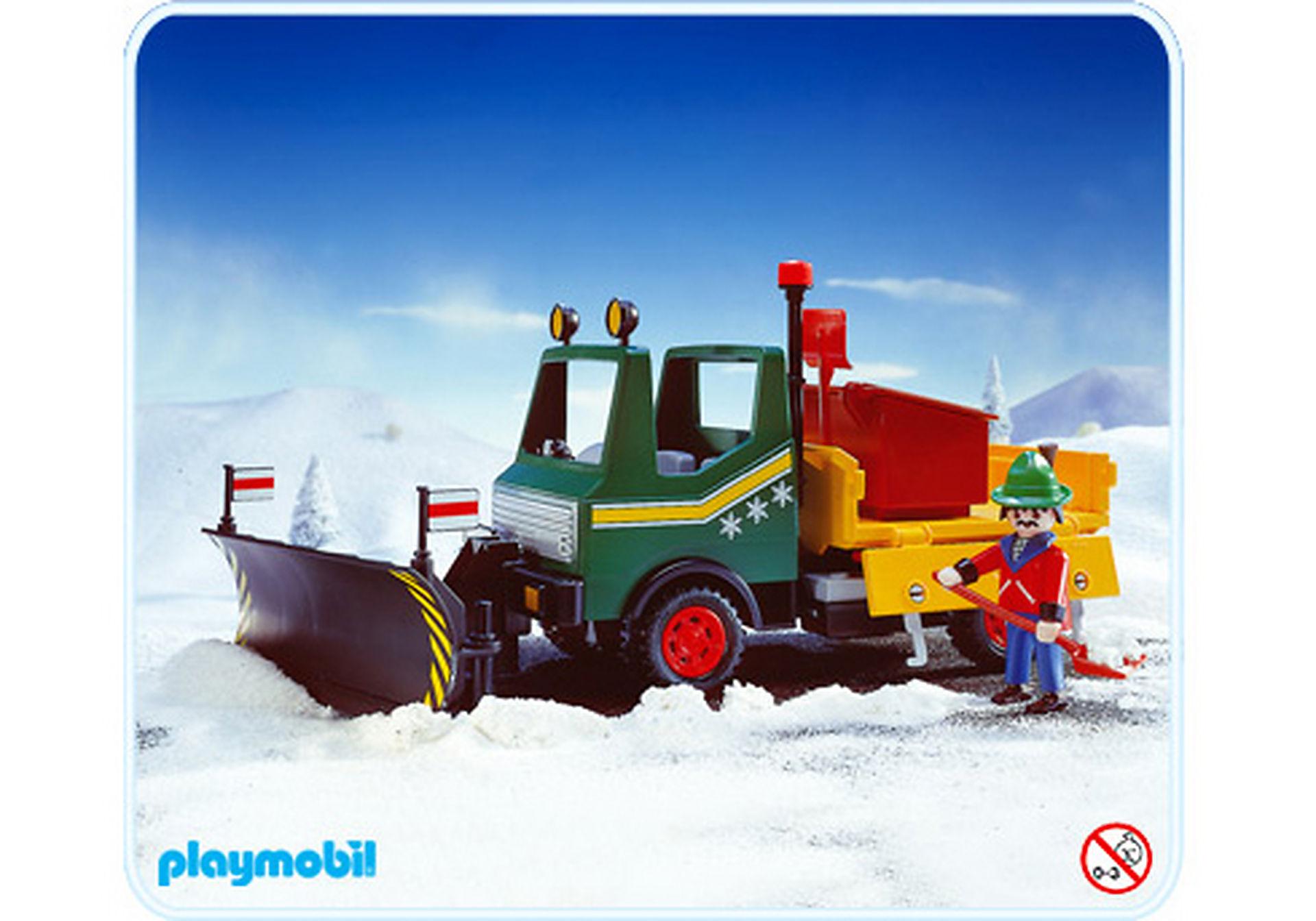 3695-A Räumfahrzeug zoom image1