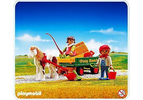3713-A Ponywagen detail image 1