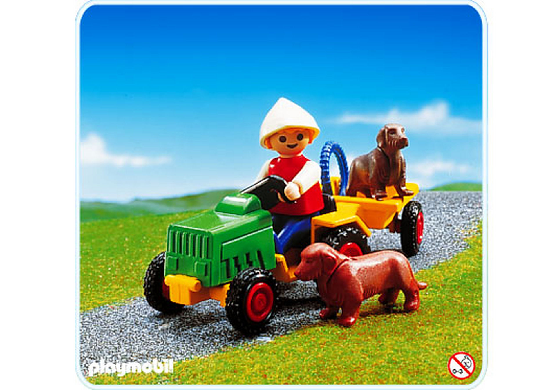 3715-A Kind/Traktor zoom image1