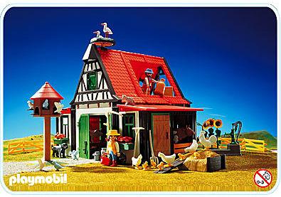 3716-A Bauernhof detail image 1