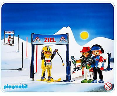 3717-A Skirennen detail image 1