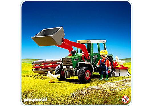 3718-A Traktor detail image 1