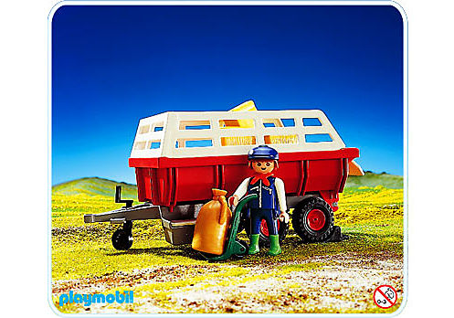 3719-A Erntewagen detail image 1