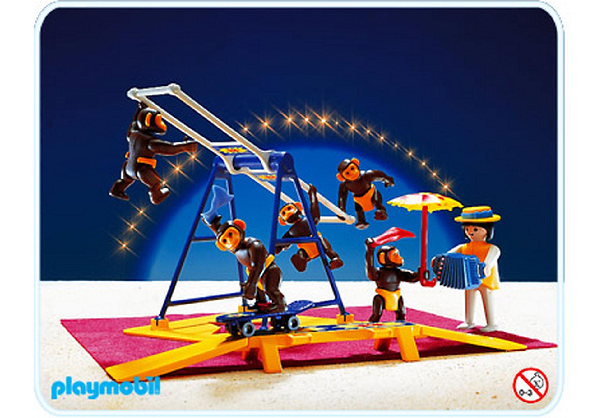 3726-A Schimpansen-Revue zoom image1