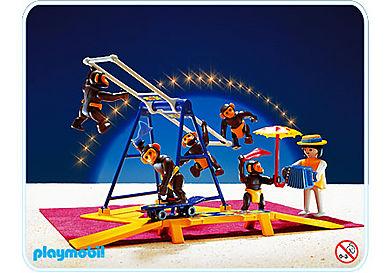 3726-A Schimpansen-Revue