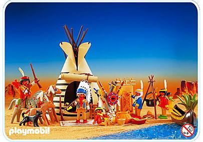 http://media.playmobil.com/i/playmobil/3733-A_product_detail/Tribu indienne / Tipi