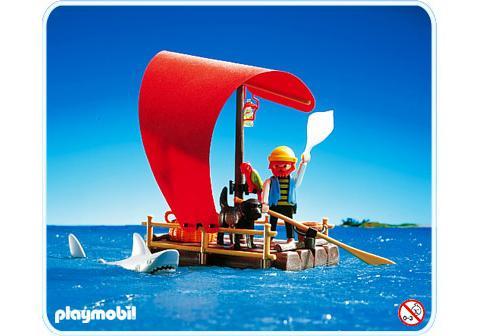 http://media.playmobil.com/i/playmobil/3736-A_product_detail/Naufragé / radeau / requin