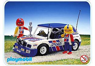 3753-A Rallye-PKW detail image 1