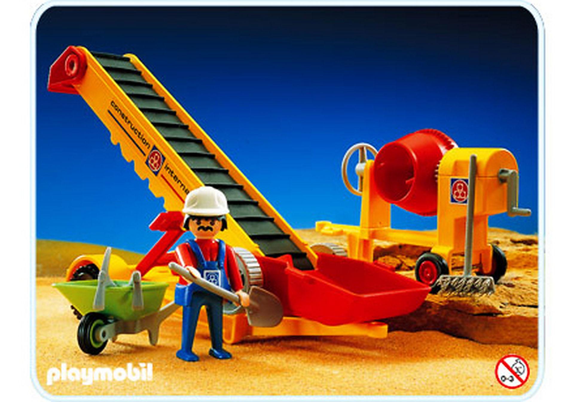 http://media.playmobil.com/i/playmobil/3759-A_product_detail/Transporteur à bande + bétonnière