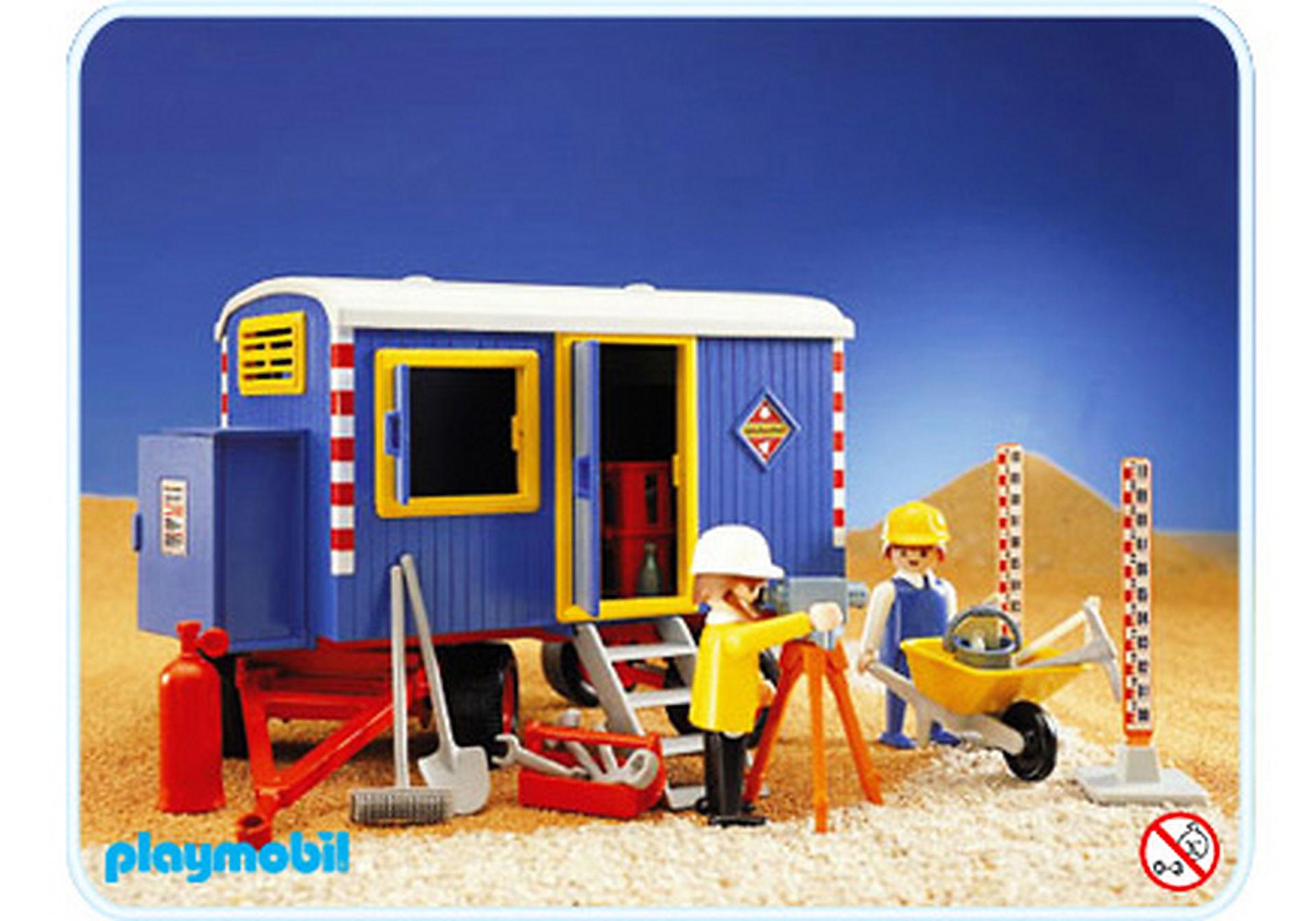 3760-A Zweiachs-Bauwagen zoom image1