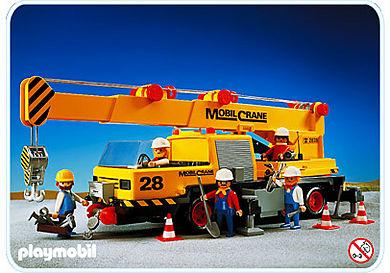 3761-A Mobil-Kran