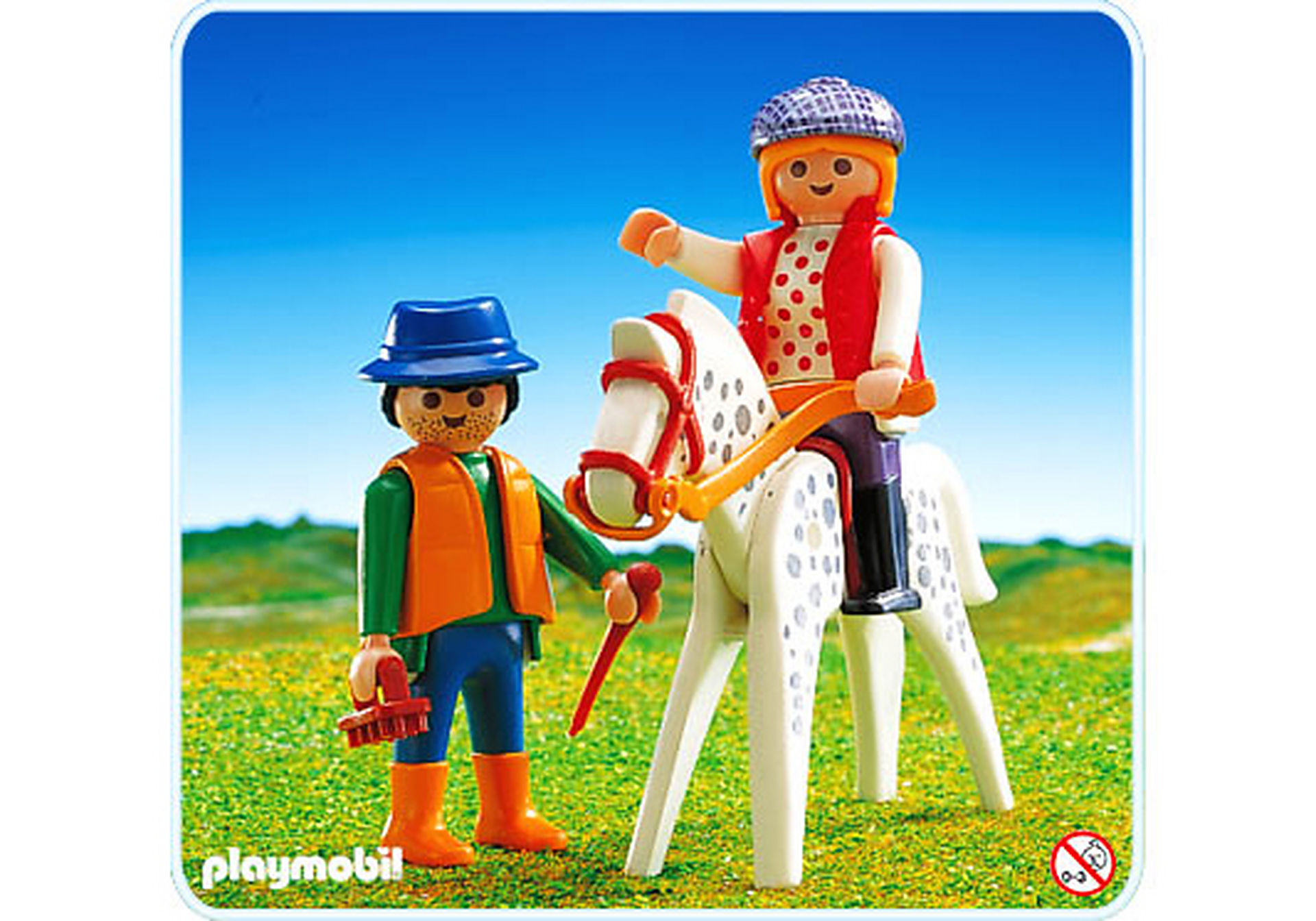 http://media.playmobil.com/i/playmobil/3763-A_product_detail/2 Reiter/Pferd