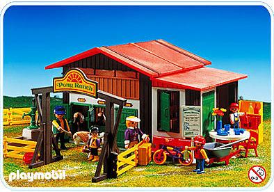 3775-A Ponyhof detail image 1