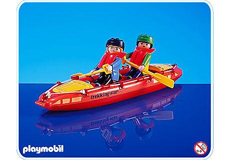 3776-A Wildwasserboot detail image 1