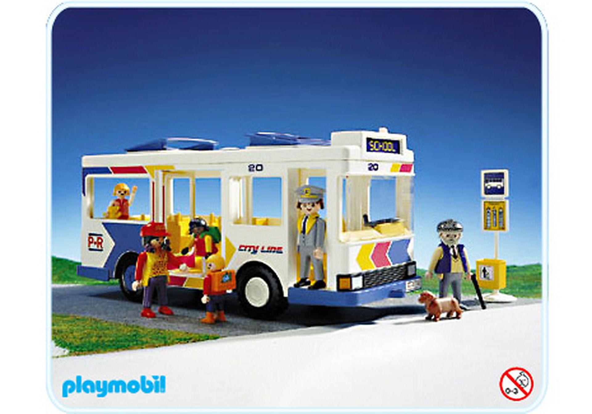 3778-A Citybus/Haltestelle zoom image1