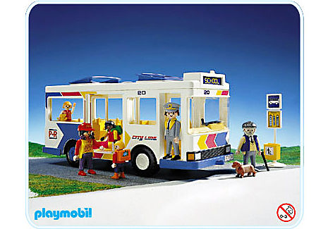 3778-A Citybus/Haltestelle detail image 1