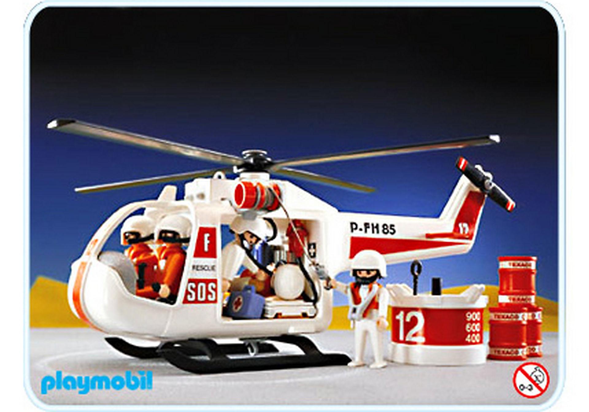 3789-A hélicopt. de sauvetage zoom image1