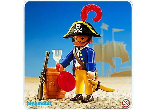 3791-A Pirat/Rumfass detail image 1