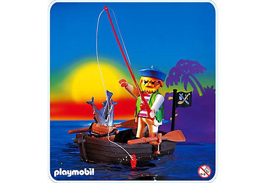 3792-A Pirat/Ruderboot detail image 1