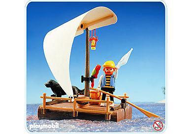 3793-A Pirat/Floß
