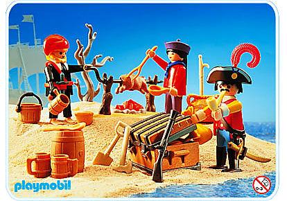3794-A Pirates detail image 1