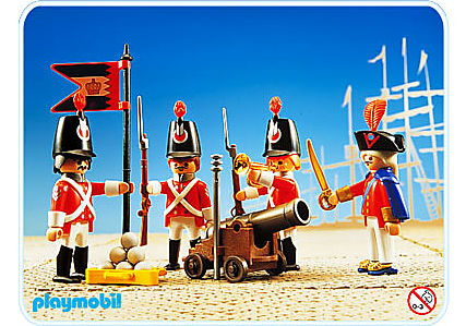 3795-A Soldats de la garde detail image 1