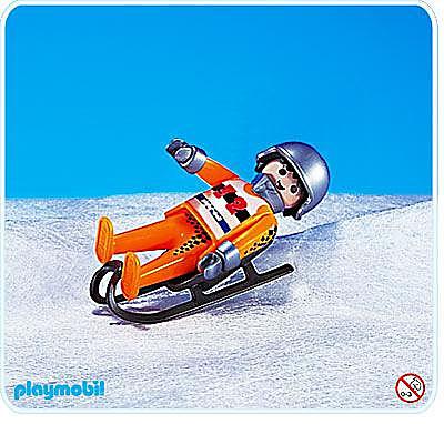 3796-A Champion de luge detail image 1