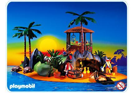 L`île au trésor - 3799-A