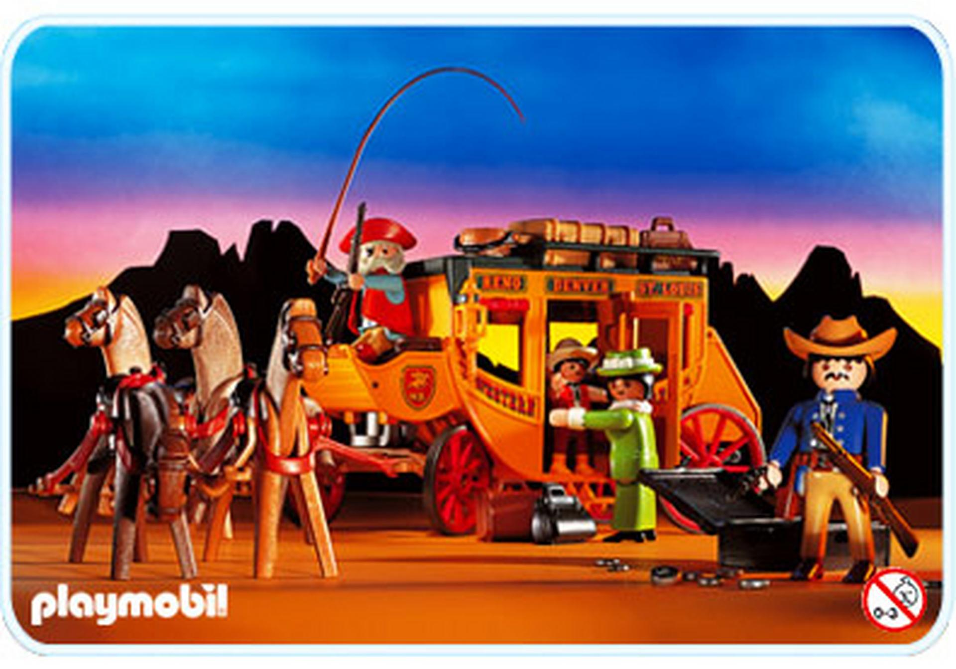 Diligence 3803 a playmobil france - Playmobil kutsche ...