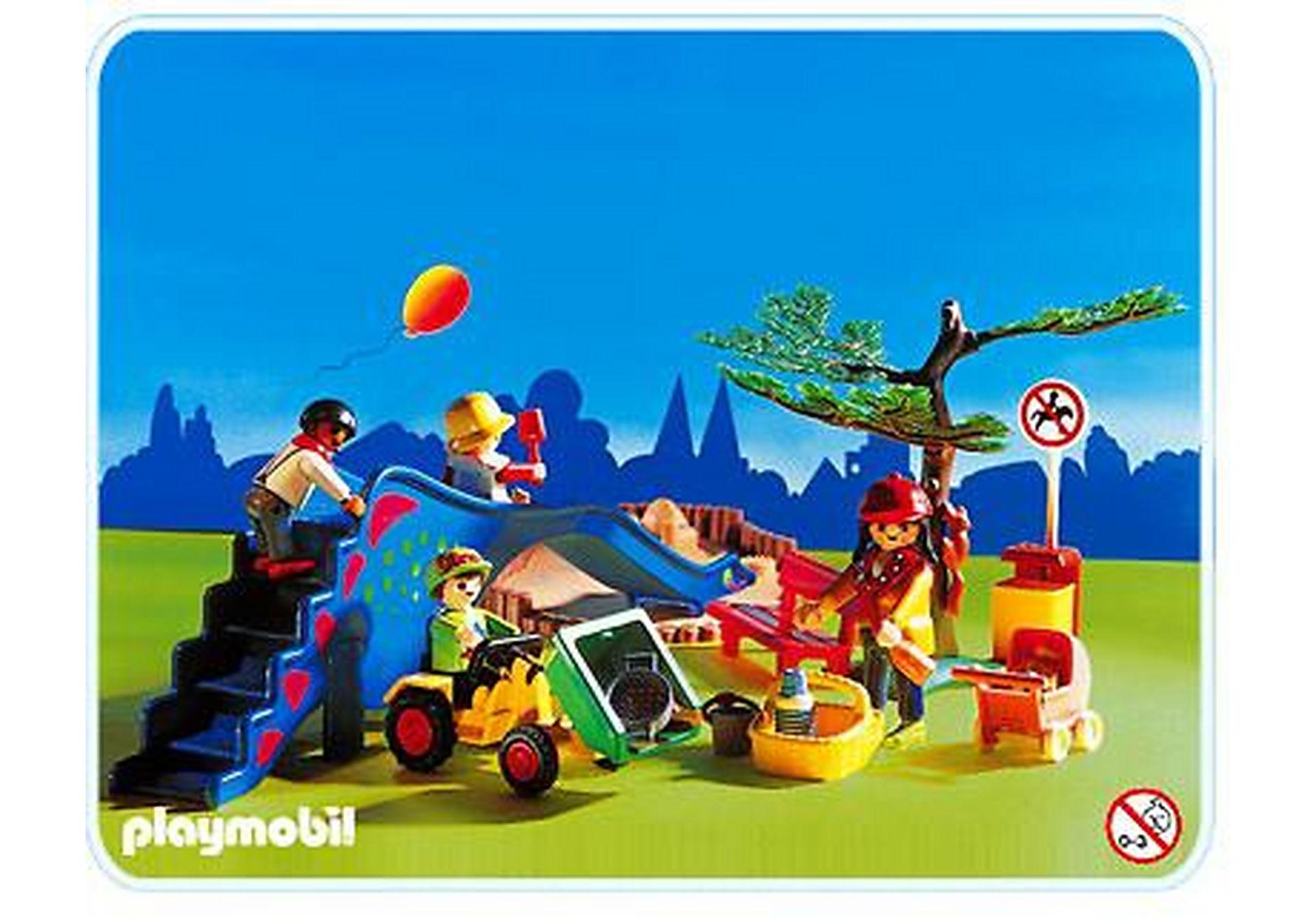 3822-A Kinderspielplatz zoom image1