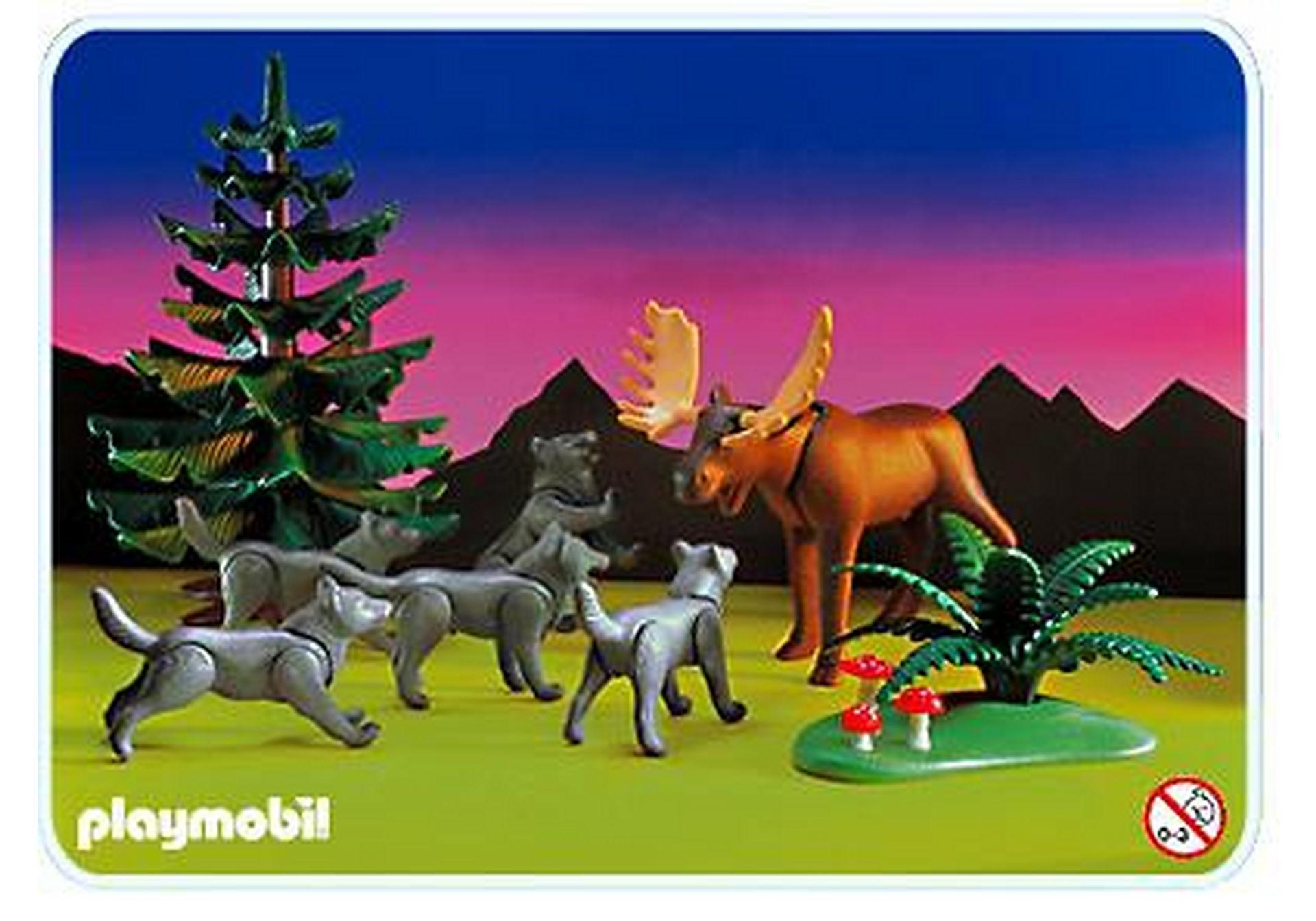 3829-A Meute de loups / Elan zoom image1