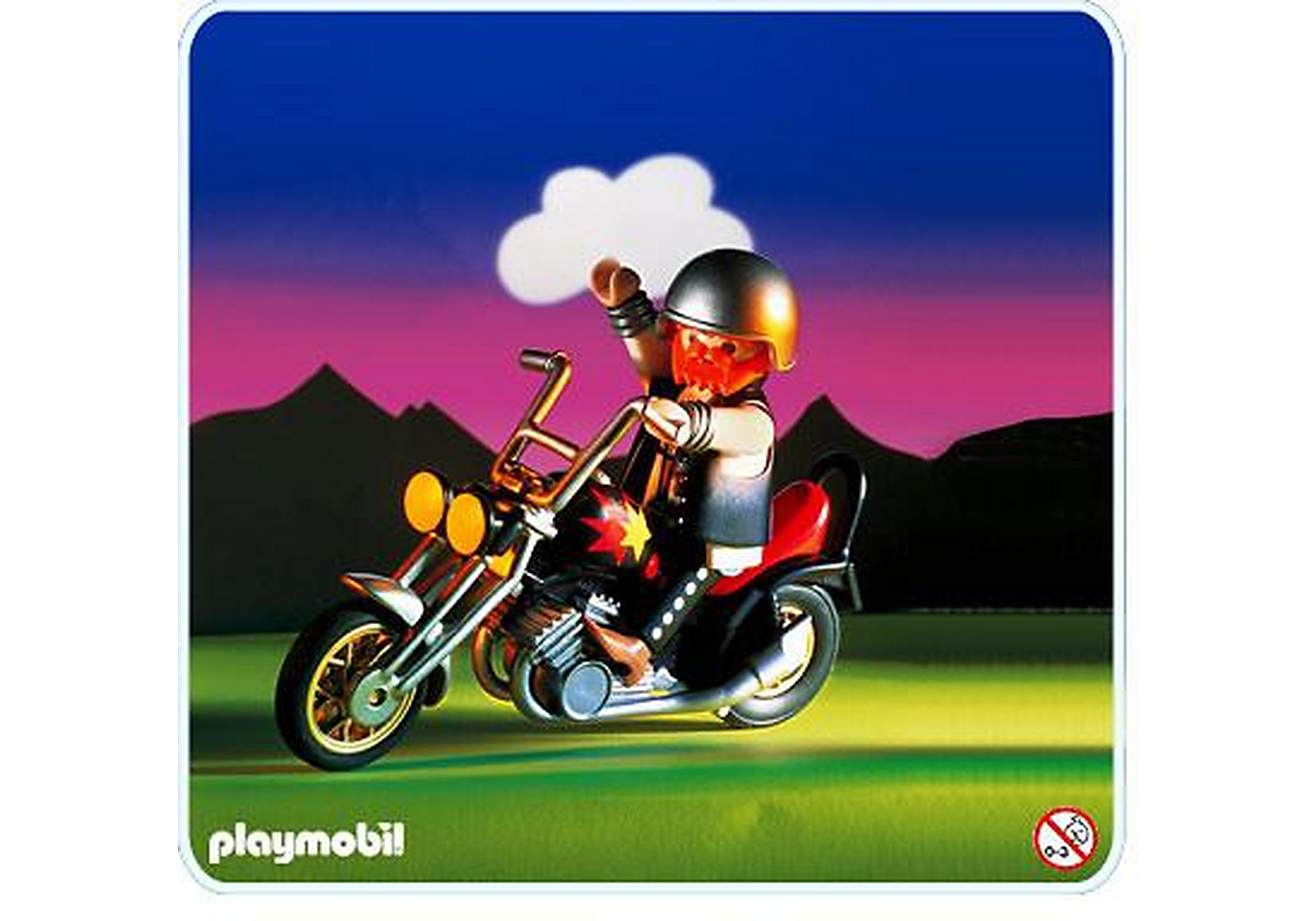 3831-A Motorrad-Chopper zoom image1