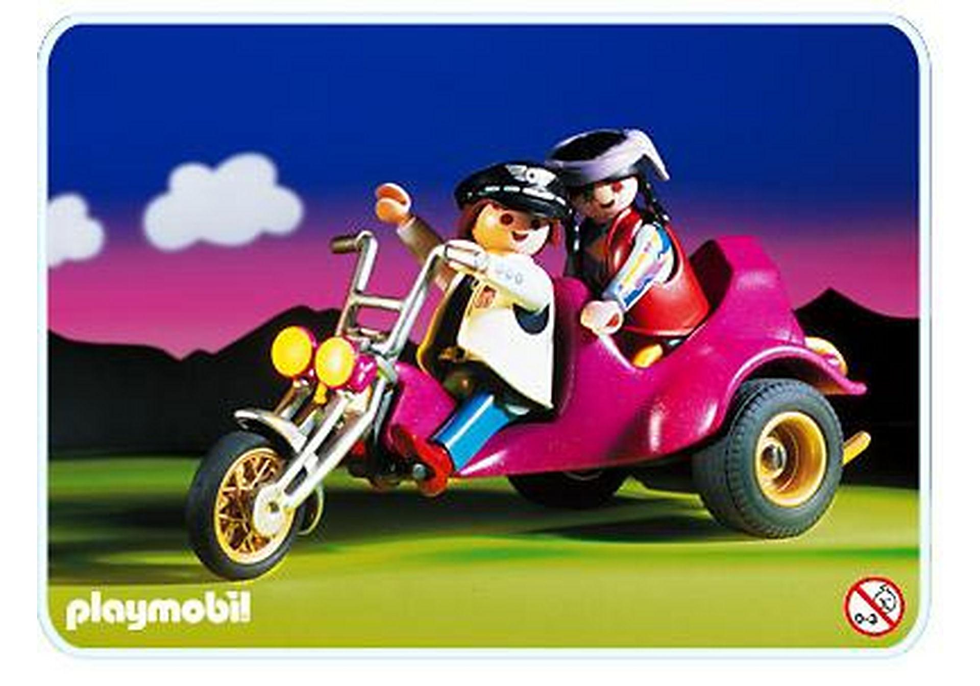 3832-A Motorrad-Trike zoom image1