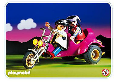 3832-A Motorrad-Trike