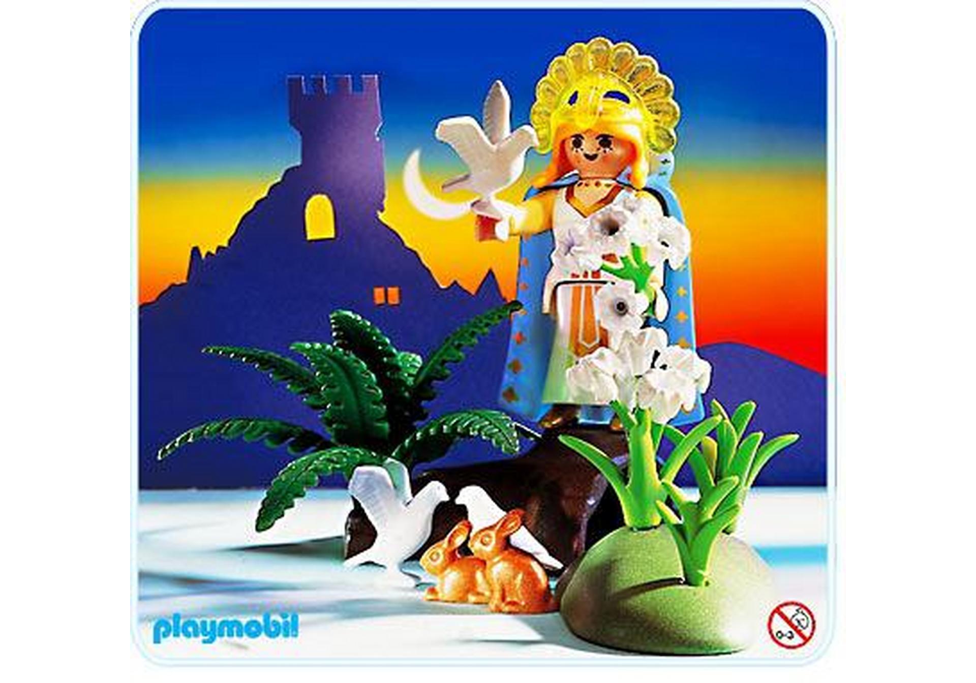 Bonne f e 3836 a playmobil france for Playmobil buanderie