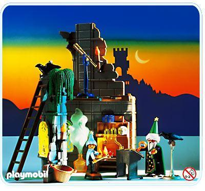 http://media.playmobil.com/i/playmobil/3839-A_product_detail/Enchanteur / manoir