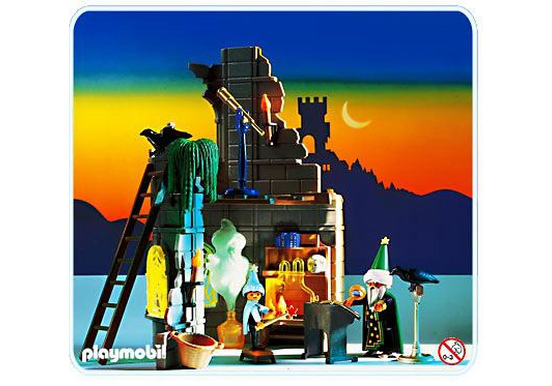 Magierwerkstatt 3839 a playmobil deutschland for Jugendzimmer playmobil