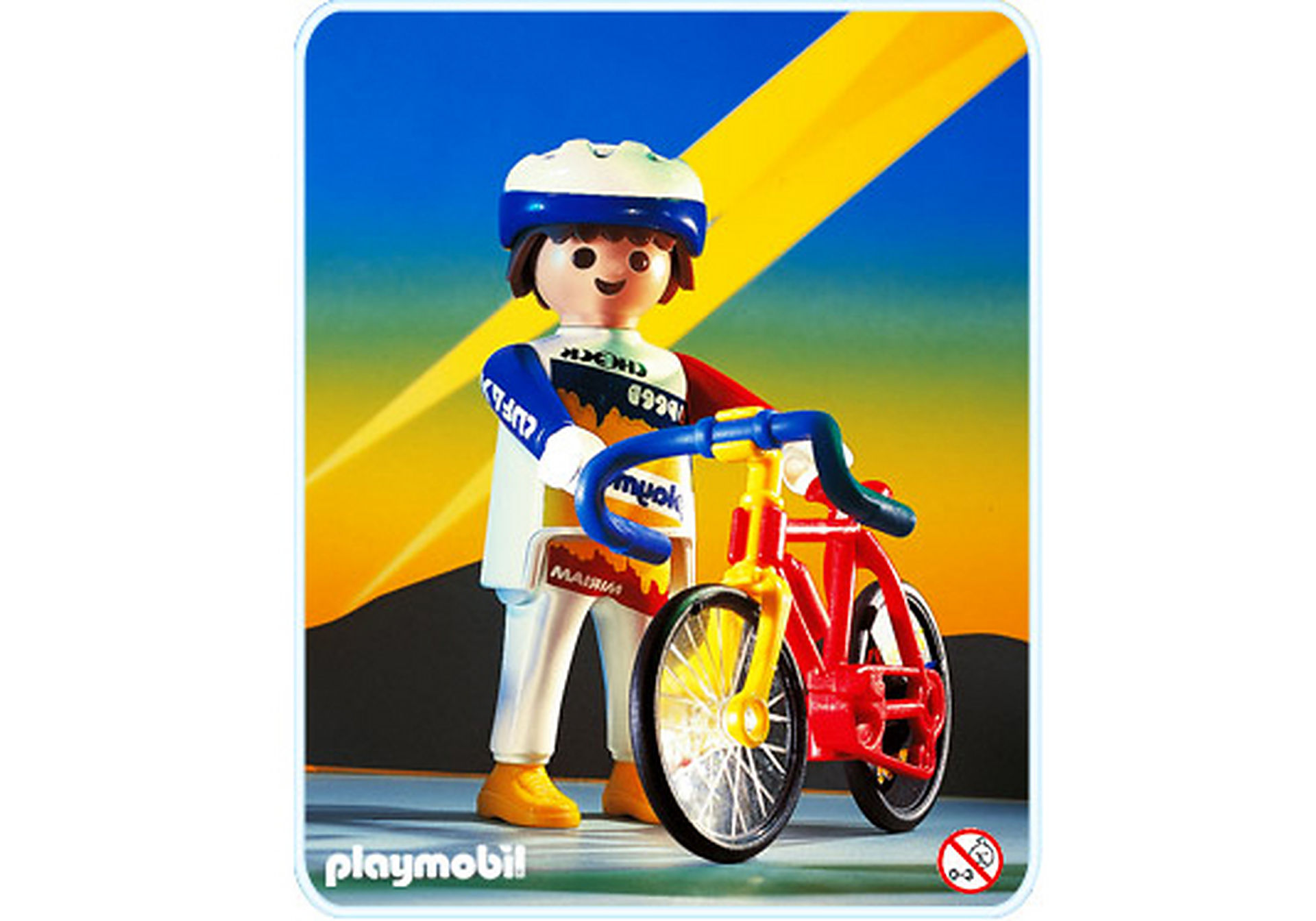 3846-A Radrennfahrer zoom image1