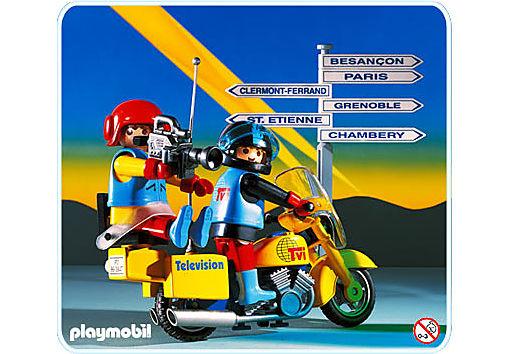 3847-A TV-Motorrad detail image 1